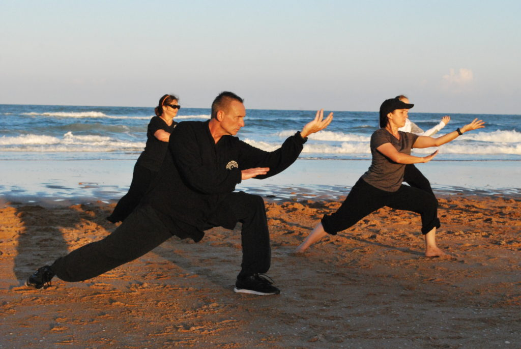 Health Benefits of Tai Chi