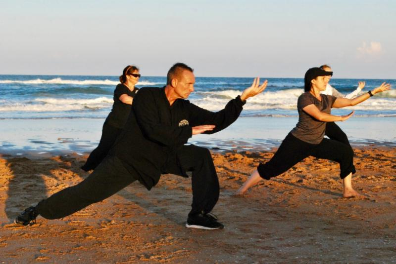 Improve Flexibility and your Immune System with Kung Fu at the Martial Arts Center for Health