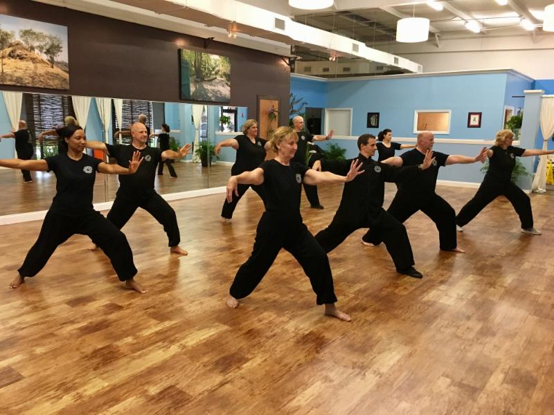 Improve Balance, Concentration, Blood-flow, and improve Memory with Tai Chi