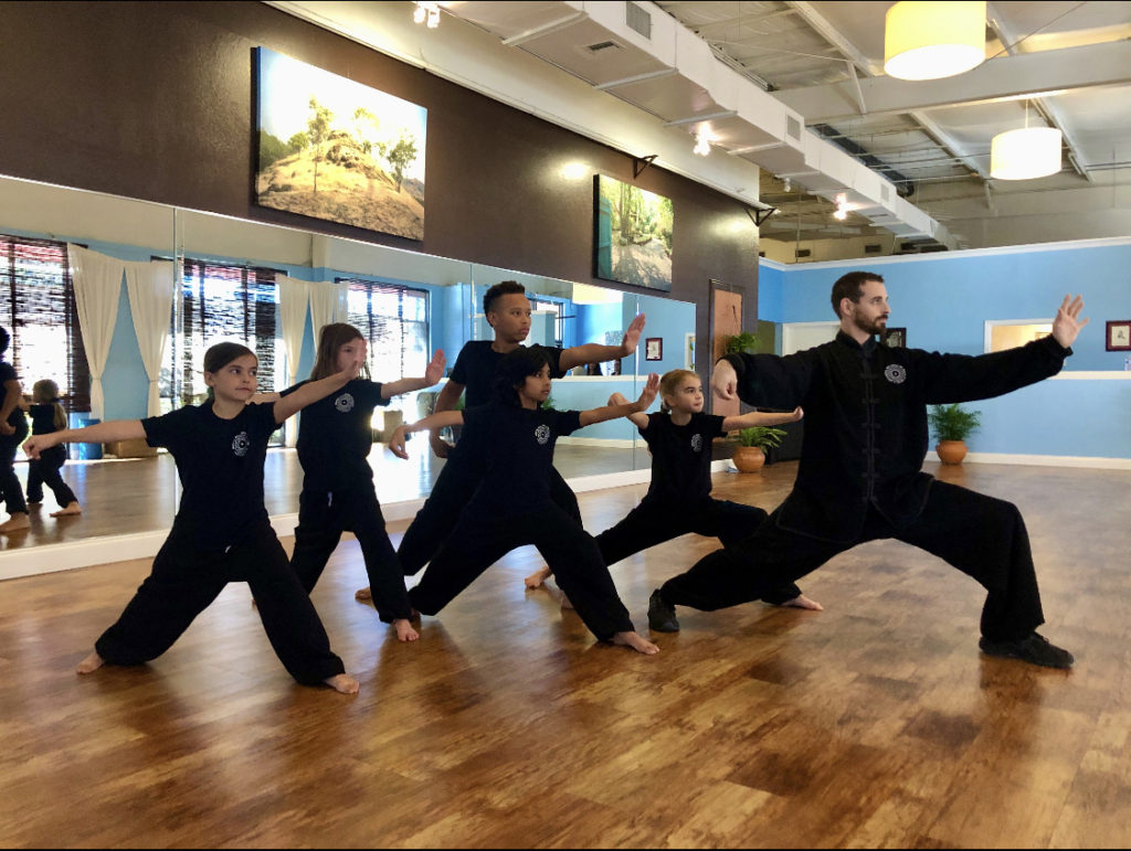 Increase your Child's Confidence at the Martial Arts Center for Health